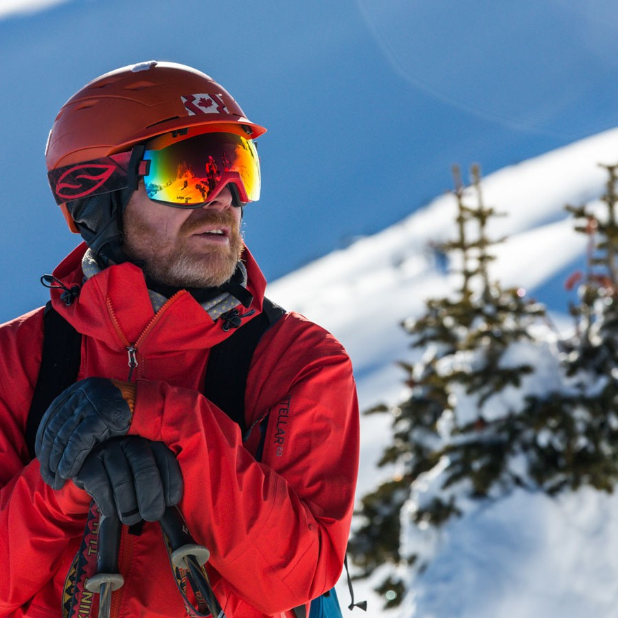 Ski guide and legend, Lee Usher joins Stellar Heli team